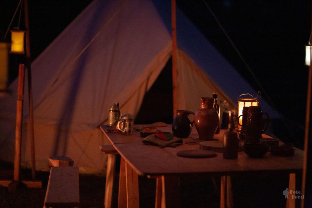 Schatten-Quest Lager